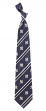 "New York Yankees MLB ""Cambridge Stripe"" Men's Woven Silk Tie"