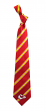 """Kansas City Chiefs NFL """"Woven Poly 1"""" Men's Woven Polyester Tie"""