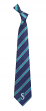 "Seattle Mariners MLB ""Woven Poly 1"" Men's Woven Polyester Tie"