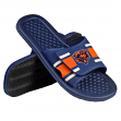 Chicago Bears NFL Men's Shower Slide Flip Flop Sandals