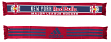New York Red Bulls Adidas MLS Authentic Jacquard Team Scarf