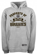 Boston Bruins Reebok NHL Hooded Sweatshirt - Gray