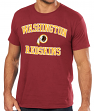 Washington Redskins Majestic NFL Heart & Soul III Men's Red T-Shirt