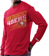 "San Francisco 49ers Majestic NFL ""Shed Blockers"" Long Sleeve Men's T-Shirt"