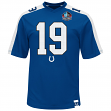 "Johnny Unitas Baltimore Colts Majestic NFL  ""HOF Hashmark"" Jersey Shirt"