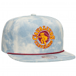 "Cleveland Cavaliers Mitchell & Ness NBA ""Lite Denim"" Adjustable Snap Back Hat"