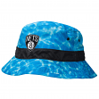 "Brooklyn Nets Mitchell & Ness NBA ""Surf Camo"" Bucket Hat"