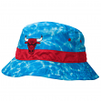 "Chicago Bulls Mitchell & Ness NBA ""Surf Camo"" Bucket Hat"