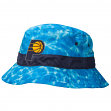 "Indiana Pacers Mitchell & Ness NBA ""Surf Camo"" Bucket Hat"