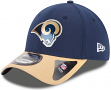 St. Louis Rams New Era 39THIRTY 2015 Official Player Draft Day Flex Fit Hat