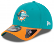 Miami Dolphins New Era 39THIRTY 2015 Official Player Draft Day Flex Fit Hat