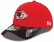 Kansas City Chiefs New Era 39THIRTY 2015 Official Player Draft Day Flex Fit Hat