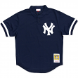 Bernie Williams New York Yankees Mitchell & Ness Authentic 1995 BP Jersey
