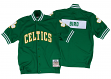 Larry Bird Boston Celtics Mitchell & Ness 1983-84 Authentic Shooting Shirt