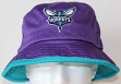 "Charlotte Hornets Mitchell & Ness NBA ""Then & Now"" Bucket Hat"