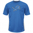 "Detroit Lions Majestic NFL ""To The Limits"" Men's Cool Base T-Shirt"