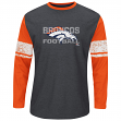 "Denver Broncos Majestic NFL ""Down to the Wire"" Men's L/S Thermal Shirt"