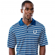 "Indianapolis Colts Majestic NFL ""Swift Attack"" Men's Cool Base Polo Shirt"