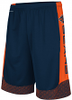 "Chicago Bears Majestic NFL ""Strong Will"" Men's Synthetic Shorts"