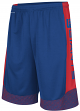 "New York Giants Majestic NFL ""Strong Will"" Men's Synthetic Shorts"