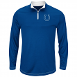"Indianapolis Colts Majestic ""Ready"" Men's 1/4 Zip Therma Base Pullover Shirt"
