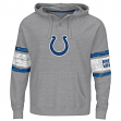"Indianapolis Colts Majestic NFL ""Winning"" Men's Hooded Sweatshirt - Gray"