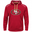 "San Francisco 49ers Majestic NFL ""Armor"" Men's Pullover Hooded Sweatshirt"