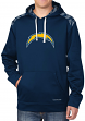 "San Diego Chargers Majestic NFL ""Armor"" Men's Pullover Hooded Sweatshirt"