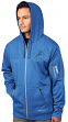"Detroit Lions Majestic ""Action"" Men's F/Z Therma Base Hooded Sweatshirt"