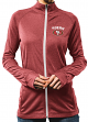 "San Francisco 49ers Women's Majestic NFL ""Wins Count"" Full Zip Sweatshirt"
