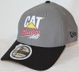 "Ryan Newman CAT Racing New Era NASCAR 39THIRTY ""Tech Bevel"" Performance Hat"