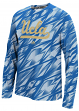 "UCLA Bruins Adidas ""Shock Energy"" Climalite Long Sleeve Training Shirt"