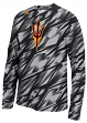 "Arizona State Sun Devils Adidas ""Shock"" Climalite L/S Training Shirt - Black"