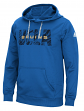 "UCLA Bruins Adidas ""Stitched Shock""Sideline Hooded Sweatshirt"