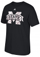 "Mississippi State Bulldogs Adidas NCAA ""Loud Logo"" Men's Short Sleeve T-Shirt"