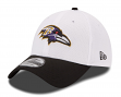 Baltimore Ravens New Era 39THIRTY 2015 Official Training Flex Hat - White