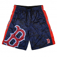 "Boston Red Sox MLB ""Big Logo"" Polyester Men's Shorts"