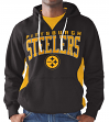 "Pittsburgh Steelers NFL Men's G-III ""Play Action"" Pullover Hooded Sweatshirt"