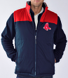 Boston Red Sox MLB G-III Tailgate Systems 4-in-1 Heavyweight Performance Jacket