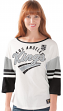 "Los Angeles Kings Women's G-III NHL ""Playmaker"" 3/4 Sleeve Scoop Neck T-shirt"