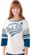"Toronto Maple Leafs Women's G-III NHL ""Playmaker"" 3/4 Sleeve Scoop Neck T-shirt"