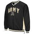"Army Black Knights NCAA ""Fair Catch"" Pullover Men's Jacket - Black"