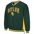 "Baylor Bears NCAA ""Fair Catch"" Pullover Men's Jacket - Green"