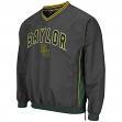 "Baylor Bears NCAA ""Fair Catch"" Pullover Men's Jacket - Charcoal"