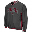 "South Carolina Gamecocks NCAA ""Fair Catch"" Pullover Men's Jacket - Charcoal"