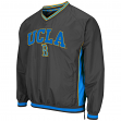 "UCLA Bruins NCAA ""Fair Catch"" Pullover Men's Jacket - Charcoal"