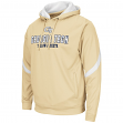 "Georgia Tech Yellowjackets NCAA ""Triple Threat"" Pullover Hooded Men's Sweatshirt"