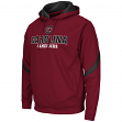 "South Carolina Gamecocks NCAA ""Triple Threat"" Pullover Hooded Men's Sweatshirt"