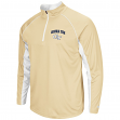 "Georgia Tech Yellowjackets NCAA ""Lineman"" 1/4 Zip Pullover Raglan Men's Shirt"