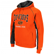 "Oklahoma State Cowboys NCAA ""Crest"" Pullover Hooded Men's Sweatshirt"